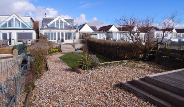 Four-bedroom detached house in Pevensey Bay