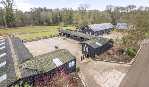 Seven-bedroom detached house in Great Finborough