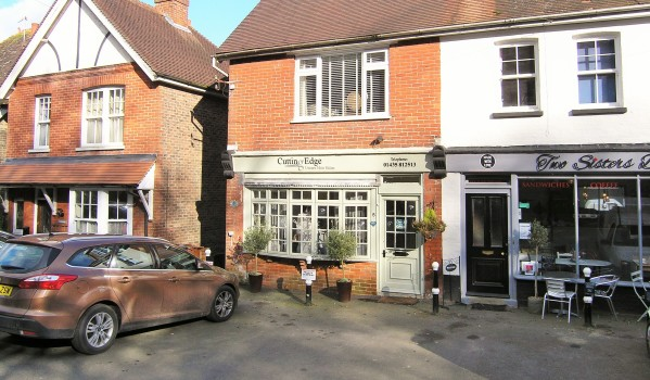 Two-bedroom semi-detached house in Horam