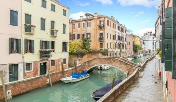 One-bedroom apartment in Dorsoduro, Venice