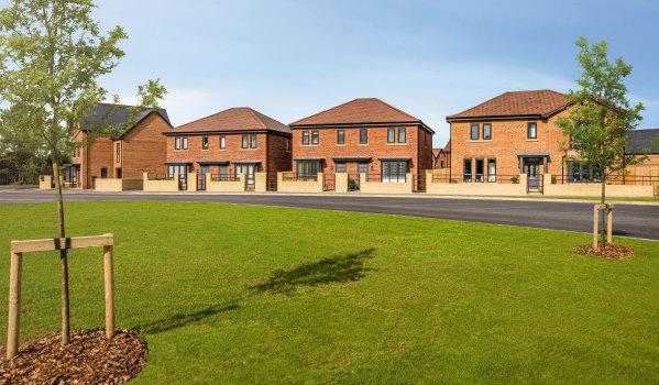 New homes in Prestbury
