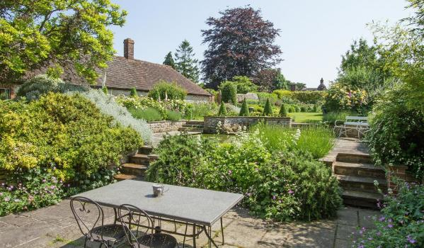 Four-bedroom detached house in Amberley