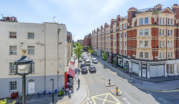 Streets in Marylebone