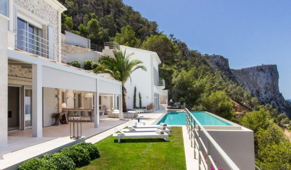Seven-bed villa in Mallorca