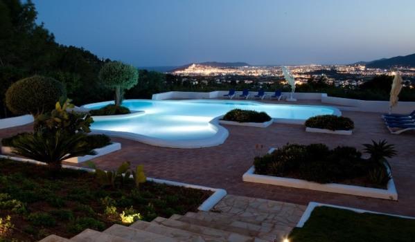 10-bed finca in Ibiza