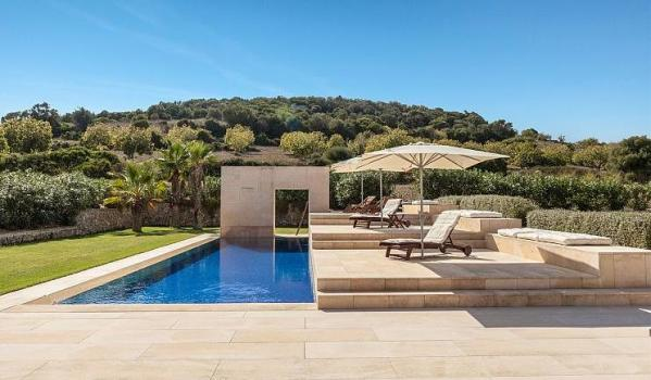 Four-bed villa in Mallorca