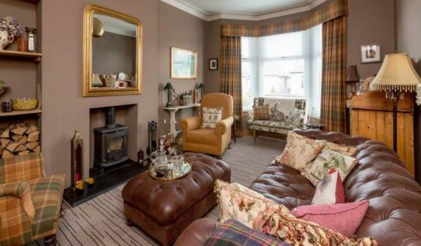 Two-bedroom detached house for rent in Craigentinny