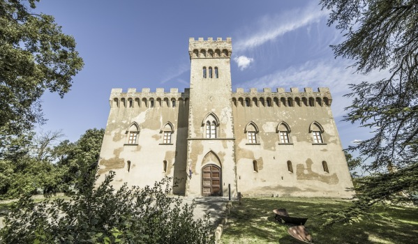 19-bedroom castle for sale in Florence