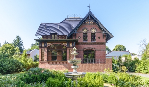 10-bedroom villa in Woltersdorf