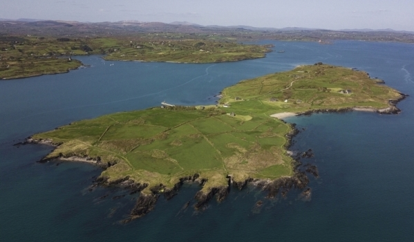 Private island near Schull