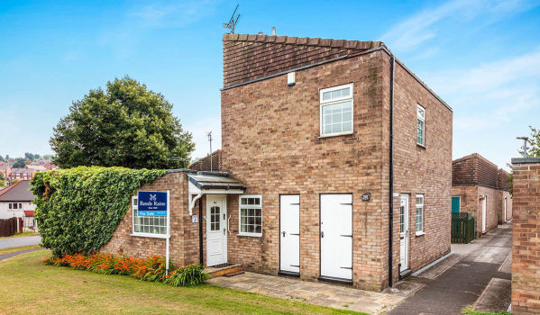 Three-bedroom detached house in Rotherham