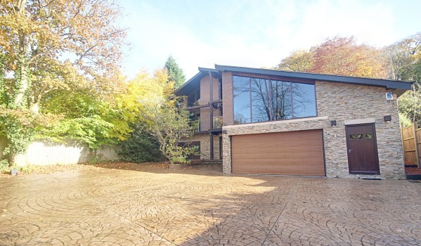 Five-bedroom detached house in Mapperley Park