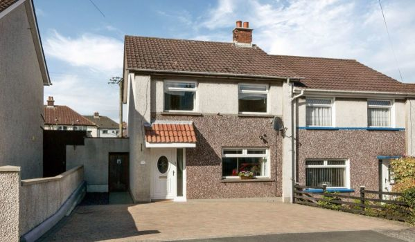 Three-bedroom semi-detached house in Comber