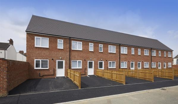 Two-bedroom terraced house in Stockton-On-Tees
