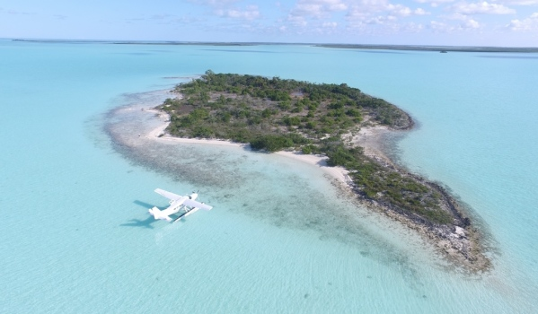Island in Swains Cay Resort