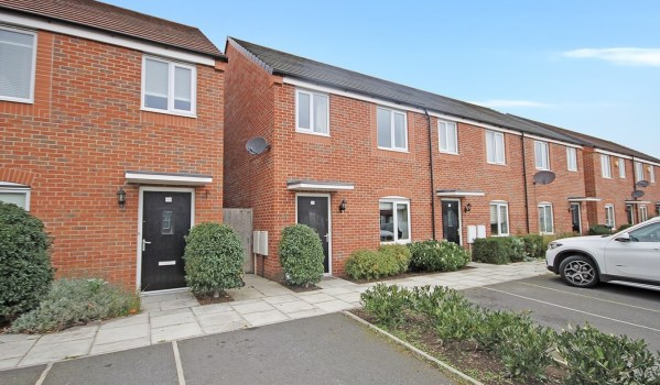 Shared ownership home in Warrington