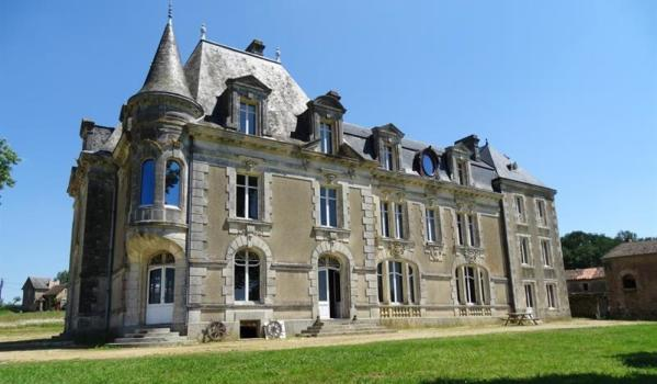 13-bedroom castle in Les Epesses