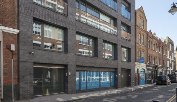 Office in Clerkenwell, London, for sale