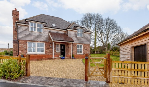 New build family home near Ryde
