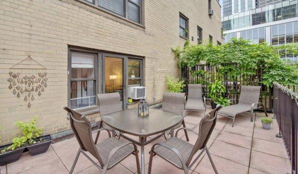Three-bedroom property on East 54th Street