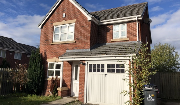 House available to rent for a property guardian