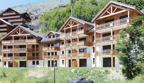 One-bedroom apartment in Vaujany