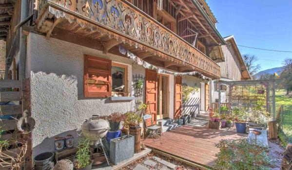 Four-bedroom chalet in Morzine