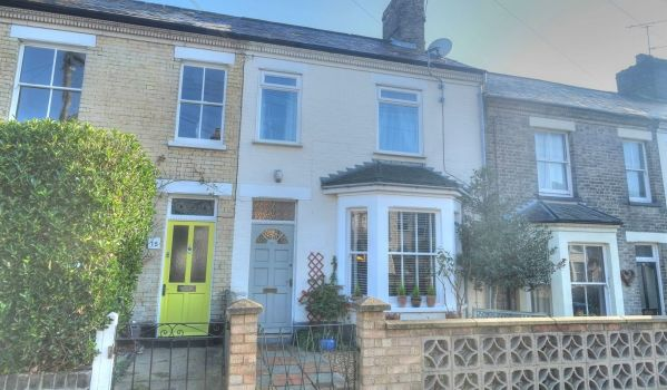 Four-bedroom terraced house for £280,000