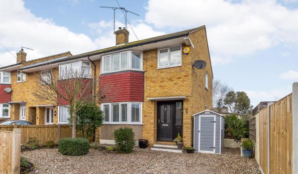 Three-bedroom semi-detached house for £350,000