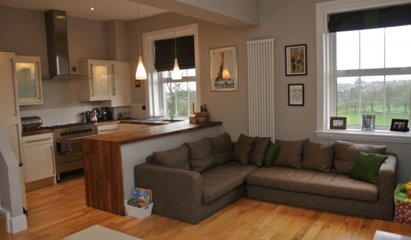 Two-bedroom apartment for rent for £1250pcm