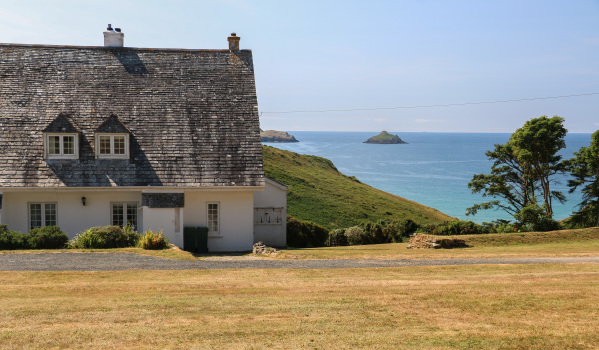 Four-bedroom detached house in Epphaven