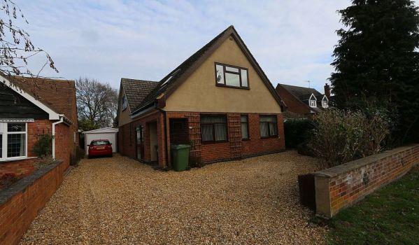 Four-bedroom detached house in Binley Woods