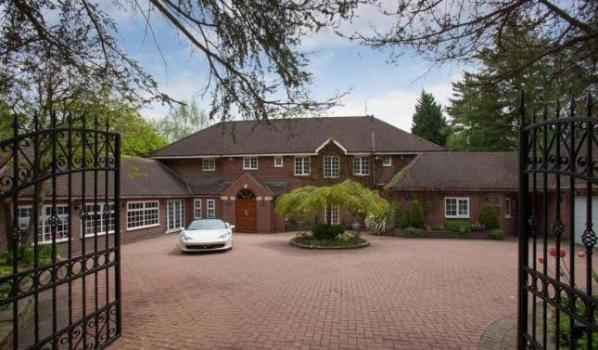 Five bedroom property for sale for £1,995,000