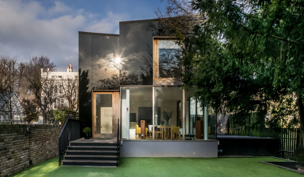 Four-bedroom detached house in Forest Hill