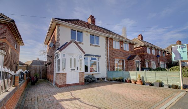 2 bed semi-detached house for sale for £160,000