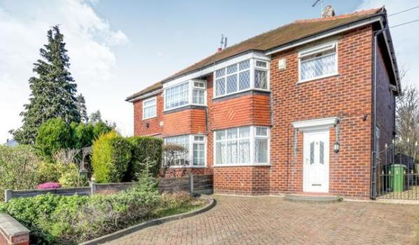3 bed semi-detached house for £320,000