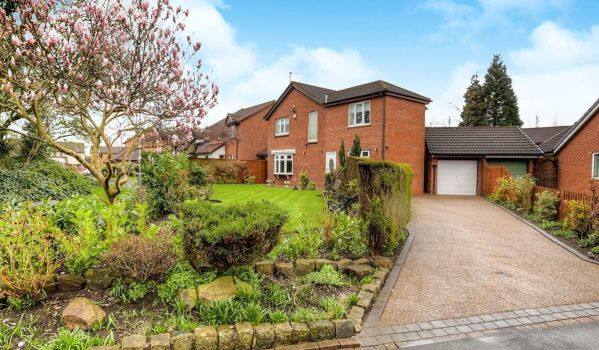 5 bed detached house for sale for £350,000