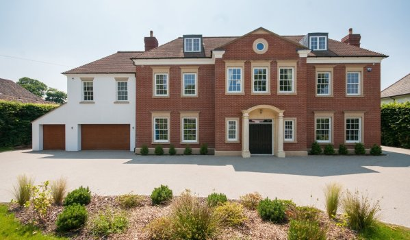 Six-bedroom new build detached house in Kingswood