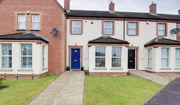 Three-bedroom townhouse for sale in Ballywalter
