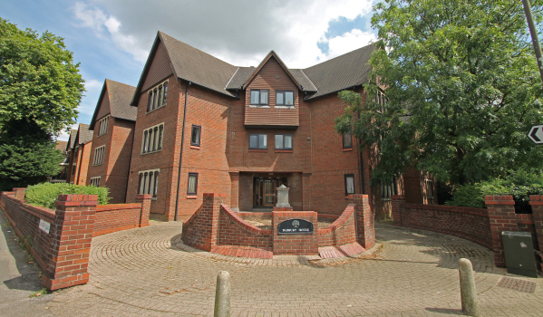 Two-bedroom flats to rent in Bedford