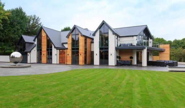 5 bed property for sale for £3,500,000