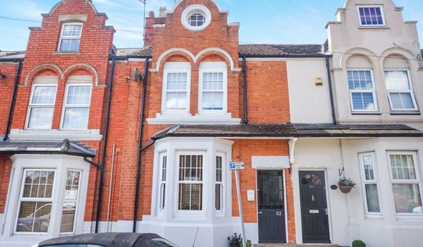 Four-bedroom terraced house for sale in Northampton for £270,000