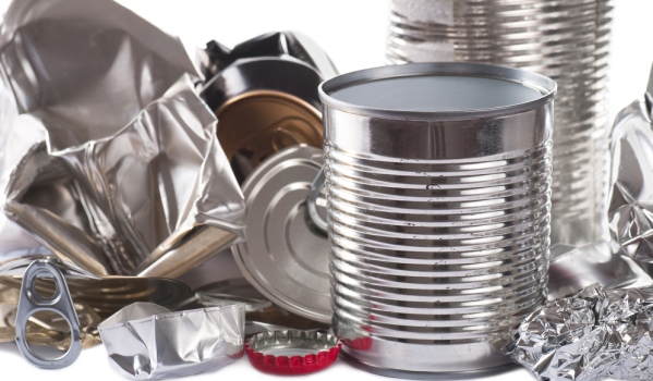 East Riding has introduced an initiative to increase metal recycling