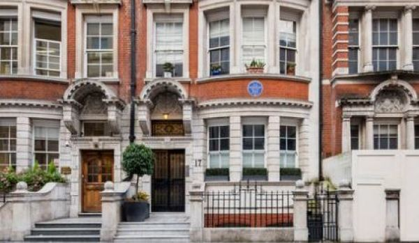 Four-bedroom penthouse apartment for sale for £6m