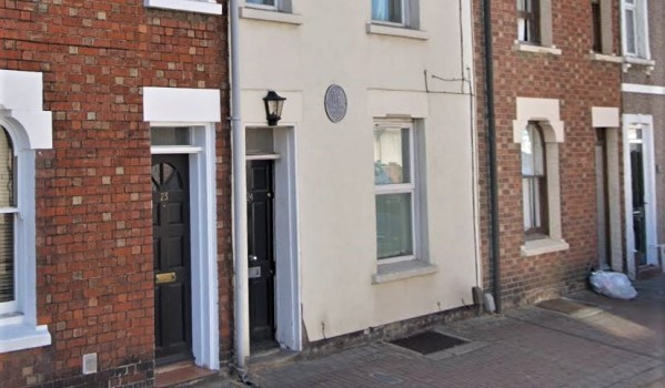 Four-bedroom terraced house for sale for £299,950
