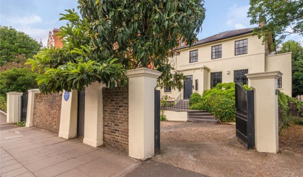 Five-bedroom detached house for sale for £6m