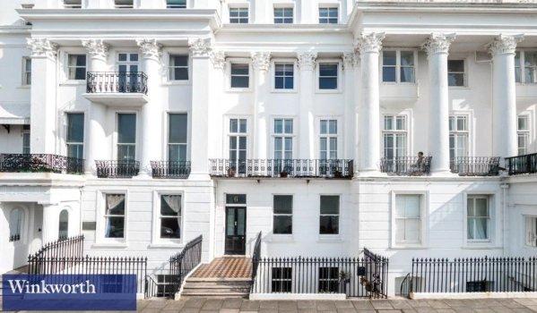Three-bedroom maisonette for sale for £1.5m