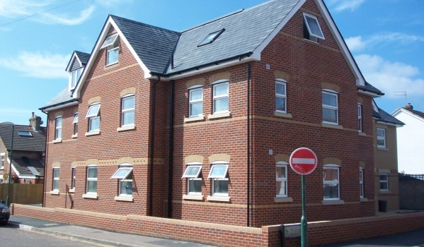 One-bedroom to rent for £640 pcm