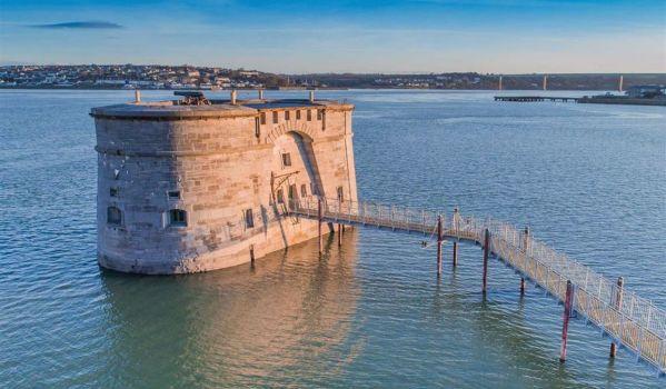 Gun tower for sale in Pembroke Dock