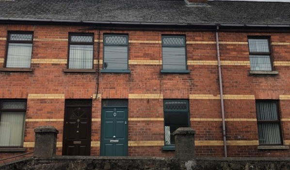 Two-bedroom terraced house in Newry, for £104,950